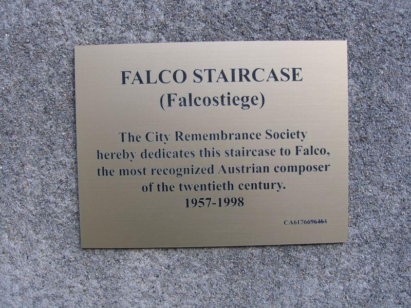 falco  death