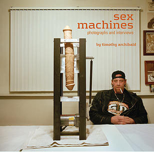 The Sex Machine Diaries: Blog for the forthcoming book