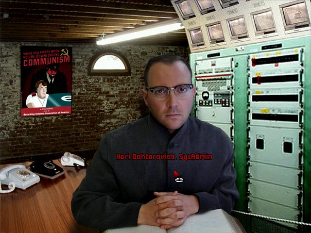 Sysadmin Gory Doktorovich